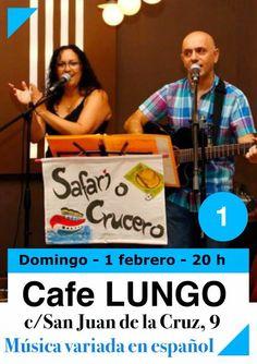 opinión-debate: Domingo musical en Café Lungo