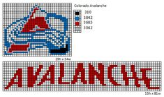 Colorado Avalanche by cdbvulpix.deviantart.com on @deviantART