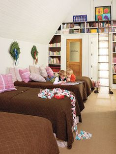 47 Most incredible kids room design ideas