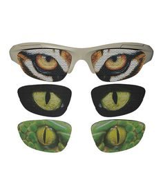 Love this Nat Geo Go Wild Sunglasses & Eye Lens Covers by National Geographic on #zulily! #zulilyfinds