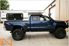 toyota tacoma fourwheel campers | Our new Four Wheel Camper: Let the adventures begin!
