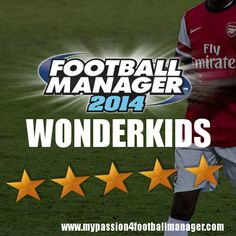 """A closer look at the new Potential Football Manager 2014 Wonderkids and emerging football talents of 2013/2014  Eeryday for the next 5 days we will publish two new football wonderkids and some promising talents to make you able to discover them """"before eveyone else""""!    http://www.mypassion4footballmanager.com/2013/09/new-football-manager-2014-wonderkids-and-emerging-talents.html"""