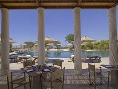 Fancy - Amanzo'e Resort, Pool Restaurant @ Peloponnese, Greece