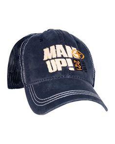 Man Up Christian Hat