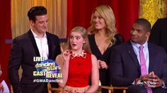 Willow Shields is on Season 20 of Dancing With the Stars, and she is dancing with Mark Ballas!!
