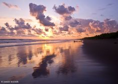 Playa Matapalo Although situated between the popular beach towns of Manuel Antonio and Dominical, Playa Matapalo has somehow managed to stay under the tourist radar. If you're looking for peace, quiet and spectacular sunsets, you'll find them here.