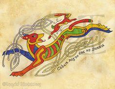 Celtic Art Celtic Symbols, Celtic Art, Celtic Knots, Celtic Patterns, Celtic Designs, Vikings, Totenkopf Tattoo, Book Of Kells, Celtic Tattoos