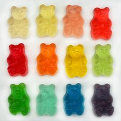 gummy bears were invented in germany