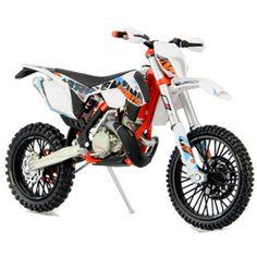 Mô Hình xe máy Đồ Chơi 1:12 KTM Motocross Leo Núi Nine Eagles Xe Mô Hình Mô Phỏng Khung Hợp Kim Đồ Trang Trí Quà Tặng Bộ Sưu Tập