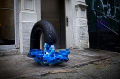 Nicolas Ambrosis: Instalacion artistica