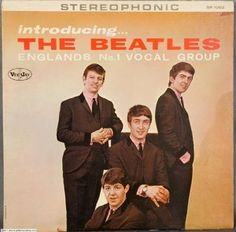 The Beatles were originally signed to Vee-Jay Records