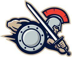 Warrior with Sickle Silhouette - Bing images Warrior Logo, Warrior Tattoos, Logo Titan, Tatuajes New School, Icon Design, Logo Design, Sports Team Logos, Education Logo, Sports Graphics