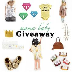 Win $580 in Mama  Baby Gift Cards {US} (2/28/17) via... sweepstakes IFTTT reddit giveaways freebies contests