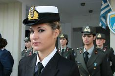 women of the armed forces | Hellenic+Armed+Forces+Military+of+Greece+navy+army+air+force+female ...