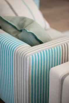 Designers Guild Brera Rigato II linen stripe collection