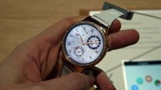 CES 2016: In pictures: Huawei Watch Jewel and Elegant for women