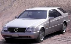 Mercedes S500 Shooting Break Zagato