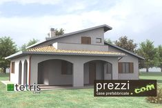 case prefabbricate Home Barbecue, House Plans, Shed, Outdoor Structures, Architecture, Luxury, Outdoor Decor, Projects, Home Decor