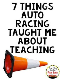 Connections to learning and teaching that I made while autocrossing my car. My favorite is about taking ride alongs.