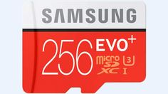 Samsung presenta tarjeta MicroSD de 256 GB EVO Plus