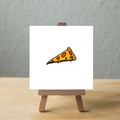'Want to hear a joke about pizza? Nevermind, it's too cheesy!'. The perfect gift for food lovers.