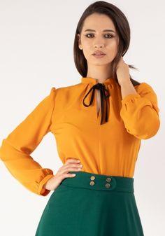 Colectie - Moze Fashion Smart Casual, Lady, Long Sleeve, Sleeves, Tops, Women, Fashion, Pattern Sewing, Groomsmen