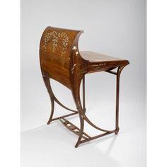Writing Desk.    Italian, 1902.    The Cooper-Hewitt National Design Museum.
