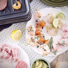 Gedekte tafel // Gourmetten // recepten op haar blog // Brenda Hoff - @ brendakookt