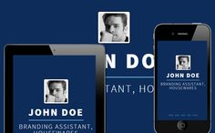 Corporate - Mobile friendly online Resume by Cloud CV Free Online Resume Builder, Online Cv, Branding, Clouds, Brand Management, Identity Branding, Cloud