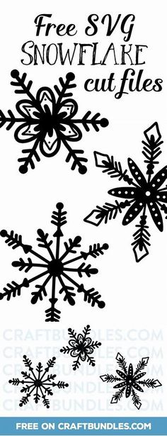 Dave Occhinoman posted Free SVG Snowflake Cut Files to their -For College- postboard via the Juxtapost bookmarklet. Cricut Air 2, Cricut Vinyl, Svg Files For Cricut, Cricut Fonts, Free Svg Cut Files, Plotter Silhouette Cameo, Silhouette Cameo Projects, Cat Silhouette, Snowflake Silhouette