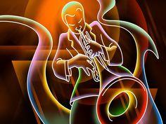 """""""JazzTime"""" by Andrea Erben"""