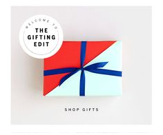THE GIFTING EDIT