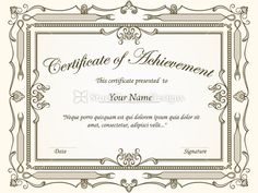 Certificate Borders Free Download Entrancing Image Result For Free Maori Design Certificates  Photoshop .