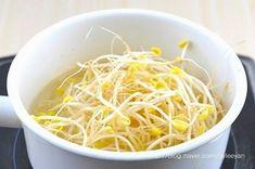 콩나물무침 (콩나물샐러드)~ 이색콩나물무침, 콩나물요리 : 네이버 블로그 Sushi, Cabbage, Spaghetti, Vegetables, Cooking, Ethnic Recipes, Food, Food Food, Kitchen