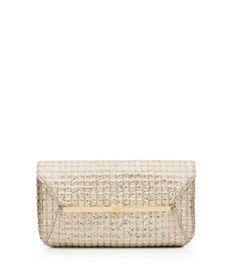 Tory Burch ELLIE QUILTED ENVELOPE CLUTCH
