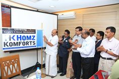 #HomzKomforts - Kerala's Upcoming E-Retail Marketplace unveiled in April 2016.  Distributoros, Retailers and Manufacturers may connect for details on business@homzkomforts.com