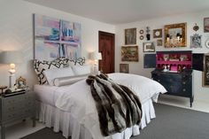 Interior Design, Design Modern Victorian Interiors Fun Electic Mix Old And New In Bedroom By Donna Benedetto Eclectic Bedroom: Easy Steps to...