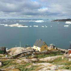 #illulisat #icebergs