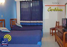 Habitaciones del Hotel Caribbean, Muy acogedoras!