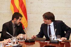Jordi Sànchez número dos de Puigdemont a Junts per Catalunya