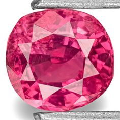 0.53-Carat Natural & Unheated Pinkish Red Ruby from Madagascar