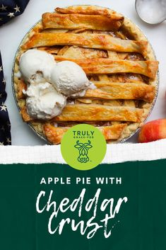 Apple Desserts, Sweet Desserts, Apple Recipes, Just Desserts, Sweet Recipes, Delicious Desserts, Dessert Recipes, Yummy Food, Cooking Recipes