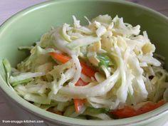Wir retten - heute: klassische Salate