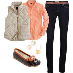 """""""I think I'm in love with this season"""" by stars-stripes-andchevron on Polyvore"""