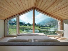 rocco borromini restores SV house in northern italy