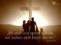 """""""Wenn es euch aber nicht #gefällt, dem #Herrn zu dienen, dann #entscheidet euch heute, wem ihr #gehören wollt: den #Göttern, die eure #Vorfahren jenseits des #Euphrat verehrt haben, oder den #Göttern der #Amoriter, in deren #Land ihr lebt. Ich aber und meine #Familie, wir wollen dem #Herrn dienen.«"""" #Josua 24:15 #glaubensimpulse"""