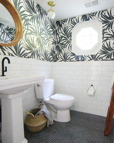 York Bali Leaves Ashford Tropics AT7056 Wallpaper