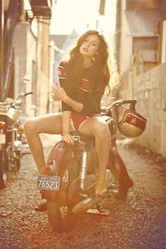 Beautiful... Bike :P                                                                                                                                                                                 Más