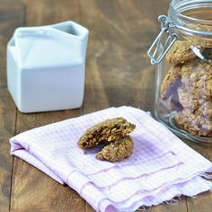Super Healthy Lactation Cookies (Gluten Free & Vegan)