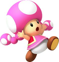Toadette - MarioWiki - Super Mario Galaxy New Super Mario Bros. Wii, Mario Kart Wii, and Bolo Super Mario, Super Mario Birthday, New Super Mario Bros, Super Mario Art, Super Mario Brothers, Super Smash Bros, Nintendo Characters, Video Game Characters, Toadette Costume
